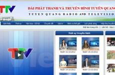 Hơn 90 tỷ đồng quảng bá truyền hình Tuyên Quang