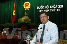 QH thảo luận về dự thảo Luật hợp tác xã (sửa đổi)