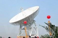 TQ giới thiệu kính thiên văn radio lớn nhất châu Á