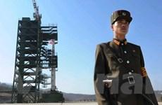 Hàn, Nhật phản ứng việc Triều Tiên phóng vệ tinh