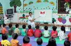 Phú Thọ sớm hoàn thành phổ cập giáo dục mầm non