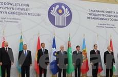 Các nước SNG ký kết hàng chục văn kiện hợp tác