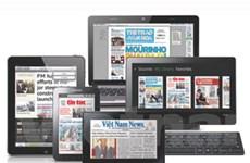 """TTXVN tham gia """"sạp báo điện tử"""" hàng đầu thế giới"""