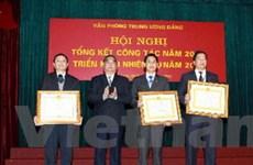 VP Trung ương Đảng nâng cao chất lượng tham mưu