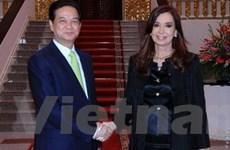 Đưa hợp tác Việt Nam - Argentina đi vào chiều sâu