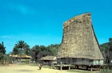 Kon K'Tu - Làng văn hóa cổ nhất của người Ba Na