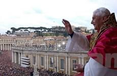 Giáo hoàng sẽ chia tay các giáo dân vào ngày 27/2