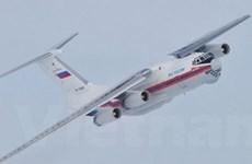 Nga điều hai máy bay chở hàng viện trợ tới Syria