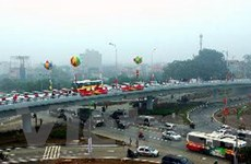 Diện mạo giao thông Thủ đô ngày càng khởi sắc
