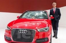 Doanh số xe của Audi đạt mức kỷ lục trong 2012