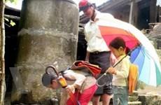 Nước sạch, vệ sinh môi trường giảm tử vong ở trẻ