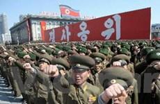 Triều Tiên tuyên bố nâng cấp kho vũ khí hạt nhân