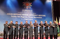 Việt Nam dự hội nghị quan chức quốc phòng ASEAN