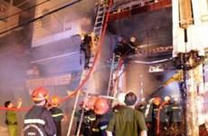 Đẩy mạnh phong trào toàn dân phòng cháy, chữa cháy