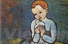 Bức tranh quý của Picasso chuẩn bị rời khỏi Anh