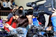 Nâng kỹ năng làm tin truyền hình cho phóng viên