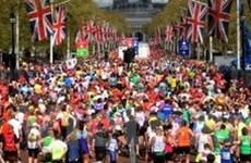 Anh siết chặt an ninh tại giải chạy marathon London