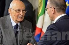 Thủ tướng Italy đã thành lập được chính phủ mới
