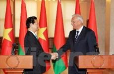 Toàn văn Thông cáo chung giữa Việt Nam và Belarus