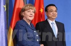 Đức bác nguy cơ về cuộc chiến thương mại EU-TQ