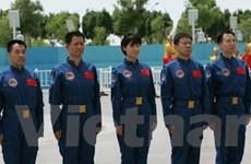 TQ sẽ đưa 3 nhà du hành lên vũ trụ trong tháng 6