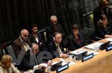 Hơn 60 nước ký tham gia Hiệp ước Buôn bán vũ khí