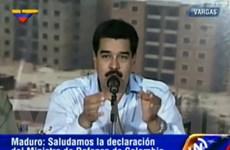 Quan hệ Venezuela-Colombia có dấu hiệu hạ nhiệt