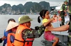 Việt Nam-Hàn Quốc cùng huấn luyện cứu nạn trên biển