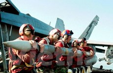 Hàn Quốc định mua 260 tên lửa tầm trung của Mỹ