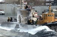 Chưa rõ số phận kỹ thuật viên Nga trong vụ tàu Kilo