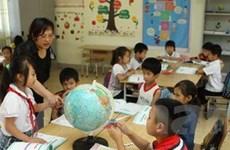 Sáng kiến giáo dục vì sự phát triển bền vững ở VN
