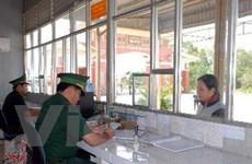 Phát triển cửa khẩu biên giới đất liền VN-Campuchia