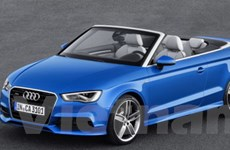 Audi A3 Cabriolet mới