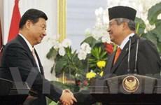 Trung Quốc-Indonesia là đối tác chiến lược toàn diện