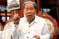 Đại tướng Võ Nguyên Giáp trong lòng người dân Lào