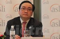 Phó Thủ tướng tham dự GES lần thứ 4 tại Malaysia