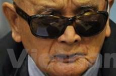 ECCC đề xuất mức án với 2 cựu lãnh đạo Khmer Đỏ
