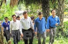 Gặp gỡ hữu nghị thanh niên Việt Nam-Lào năm 2013