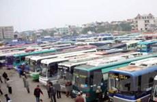 Hà Nội không thiếu tàu xe trong dịp Tết Tân Mão