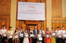 Toyota hỗ trợ tài năng âm nhạc trẻ của Việt Nam