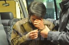 Đang di lý đối tượng giết chủ tiệm vàng về Hà Nội