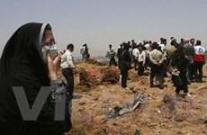 168 người trên máy bay rơi tại Iran đều thiệt mạng
