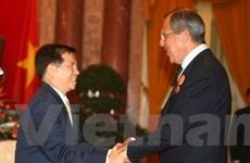 Quan hệ Việt-Nga đang trên đà phát triển tốt đẹp