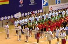 Khai mạc Giải bóng bàn trẻ toàn quốc năm 2009
