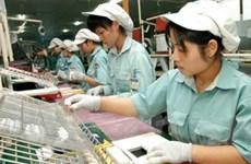 Sản xuất công nghiệp cả nước giữ đà tăng trưởng