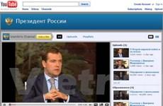 Tổng thống Nga có kênh riêng trên YouTube