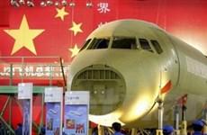 """Trung Quốc """"trình làng"""" máy bay thương mại cỡ lớn"""
