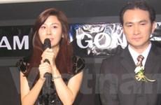 Kim Ha Neul đến Việt Nam ra mắt tuần phim Hàn