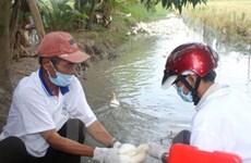 USAID giúp Hà Nam phòng chống cúm gia cầm