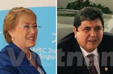 Peru-Chile tranh cãi ngoại giao vì sự cố gián điệp